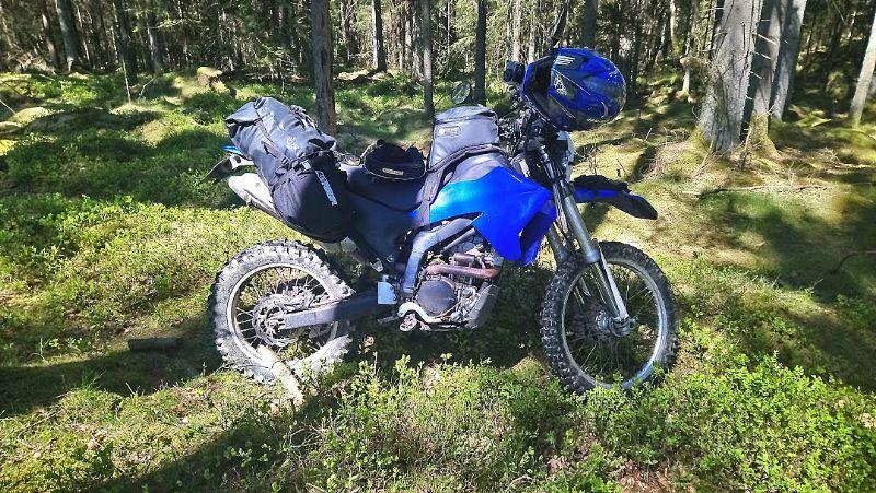 Wr250r equipped as a lightweight adventurebike DSC_8778